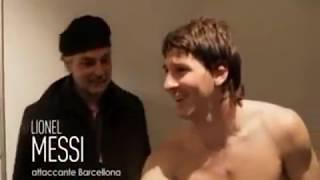 Baggio-Messi incontro tra fuoriclasse