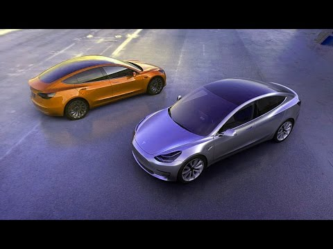 Tesla's Alien Dreadnought Has A Special Day  Model 3 Production Begins