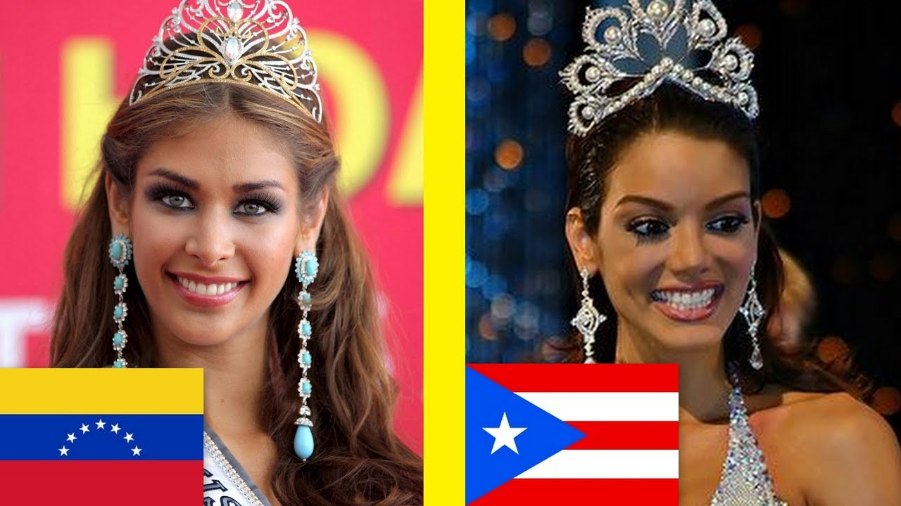 La Miss Universo De Cada País Youtube