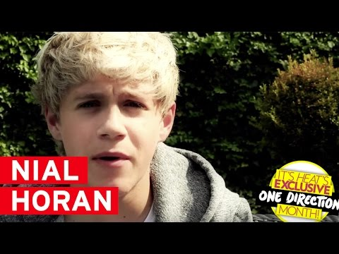 One Direction's Niall Horan answers YOUR Twitter questions