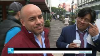 قلق في المكسيك بعد انتخاب ترامب رئيسا للولايات المتحدة