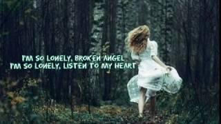Arash - Broken Angel  (Feat. Helena) Lyrics English version