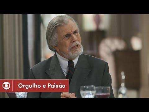 Orgulho e Paixão: capítulo 49 da novela, terça, 15 de maio, na Globo
