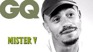 Les punchlines de Mister V  (Damso, Geronimo Beats, Kad et Olivier)    GQ