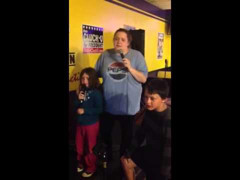 Theresa karaoke