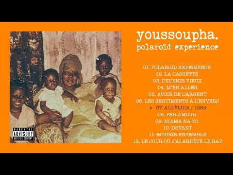 Youssoupha - Alléluia / 1989 (Audio)