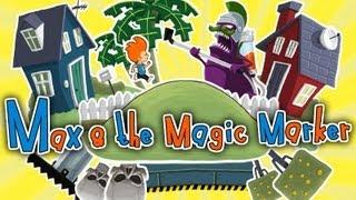 Max & Magic Marker Gameplay [ PC HD ]