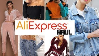 Aliexpress Try-on Fall Clothing Haul 2018 | $4 AND UP | Instagram Baddie Haul 2018