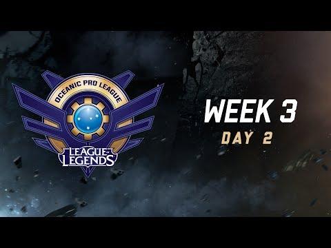 OPL Split 2 2017 - Week 3 Day 2: LGC vs. TM | DW vs. AE