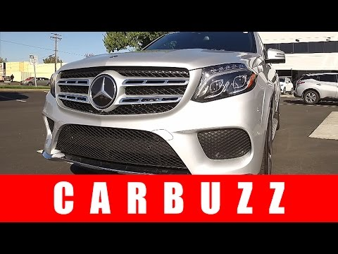2017 Mercedes-Benz SUV GLS550 Unboxing -  Why Isn't There A BMW Competitor?