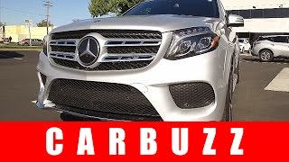 2017 Mercedes-Benz SUV GLS550 Unboxing -  Why Isn