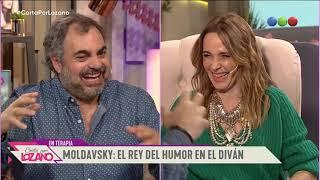 Roberto Moldavsky en el diván de Vero - Cortá Por Lozano 2019