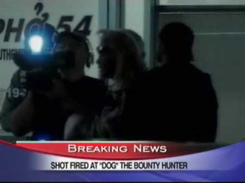 Shots Reportedly Fired At Dog The Bounty Hunter - YouTube