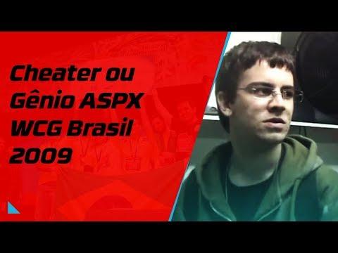 Cheater ou Gênio ASPX WCG Brasil 2009