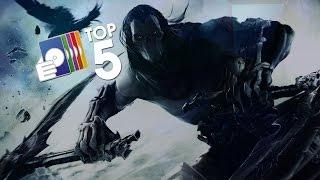 Top 5 Weapons in Darksiders II