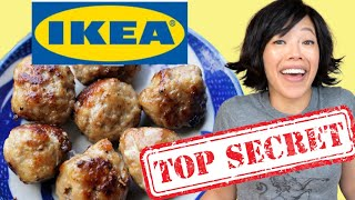 LIVE  IKEAs Secret Meatball Recipe Released For Lockdown - Cook #withme