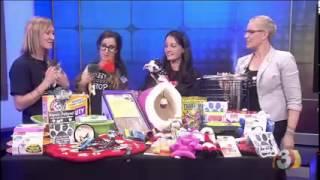 KTVK 07 04 2015 Pets on Parade puppykitten starter kits