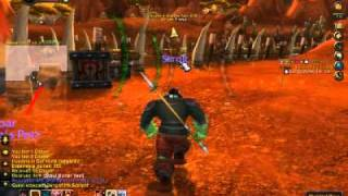World of Warcraft: WoW Orcs are cool! Part 001