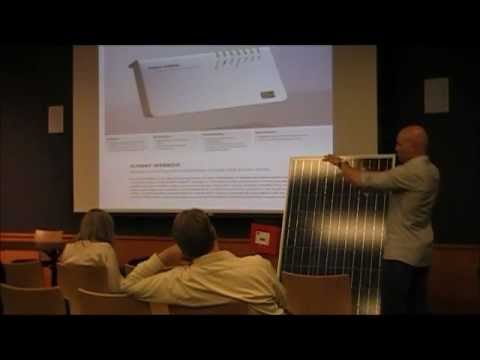 Introduction to Photovoltaics (PV) Solar Power - Iowa Solar Energy Cooperative (5 of 7)