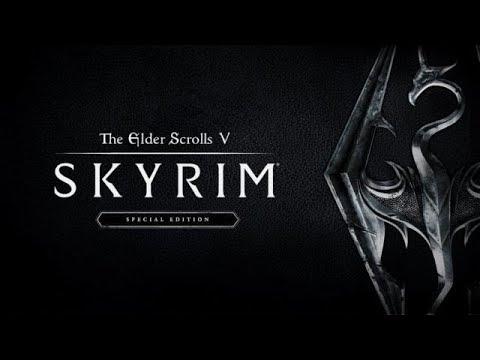 Skyrim Live Stream