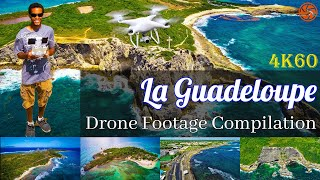 4K60 Drone Footage Compilation | La Guadeloupe 🏝