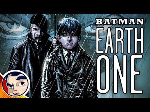 Batman Earth One - Complete Story