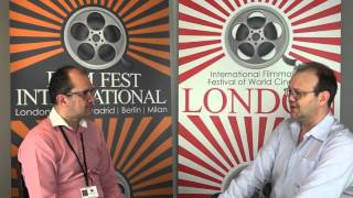 Courier X - London IFF 2016