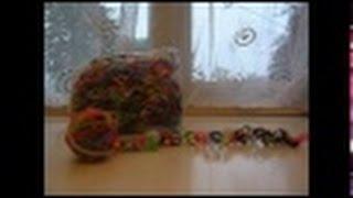 How to Make: 3D Bouncy Ball Rainbow Loom! (EASY) W/ Ellie