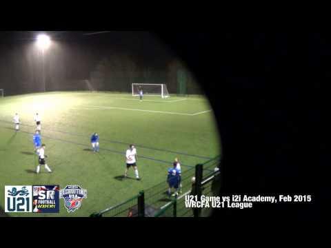 Sports Recruiting FC U21's vs i2i Academy - WRCFA U21 League - Feb 2015