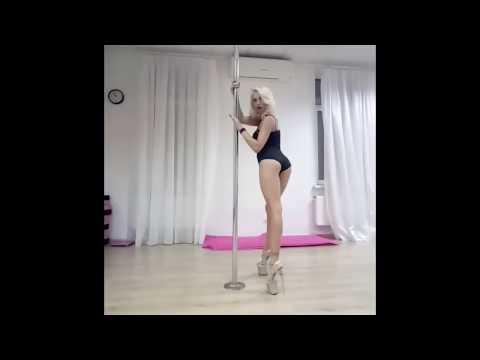 [LoreleyaVika] Two Feet - Love is a bitch exotic pole dance