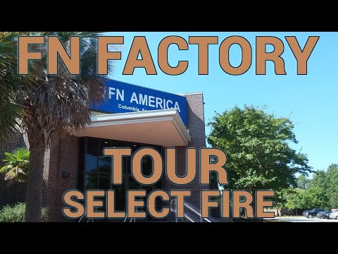 Select Fire: FN Factory Tour To See How M240s, SCARs And 509s Are Born