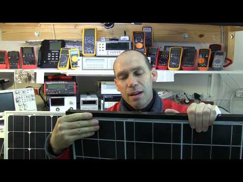 Tutorial: How to Solar Power Your Home #5 - Solar Panel and