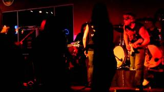 Full Throttle band playing Iron Maiden cover - Wasted Years