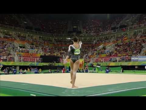 Vanessa Ferrari 2016 Olympics QF FX