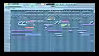 Party Aint Over Pitbull feat Usher - Afrojack FL Studio Instrumental