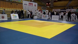 XVI International Baltic Judo Cup Gdynia, 12.11.2017 tatami 1