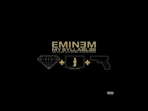 Eminem  Syllables Audio ft Dr Dre, Jay Z, 50 Cent, Stat Quo, Cashis
