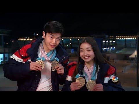 Maia & Alex Shibutani Megyn Kelly Olympic Interview | LIVE 2-20-18