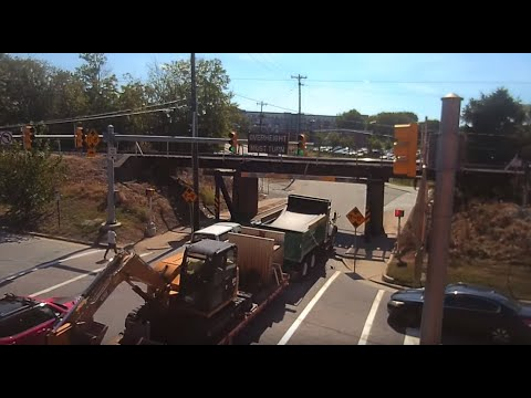 11-foot-8 'can opener' railroad bridge in N.C. will be raised