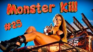 War Thunder #25 + Sniper Elite 4 (Приколы, фейлы, баги) Monster Kill