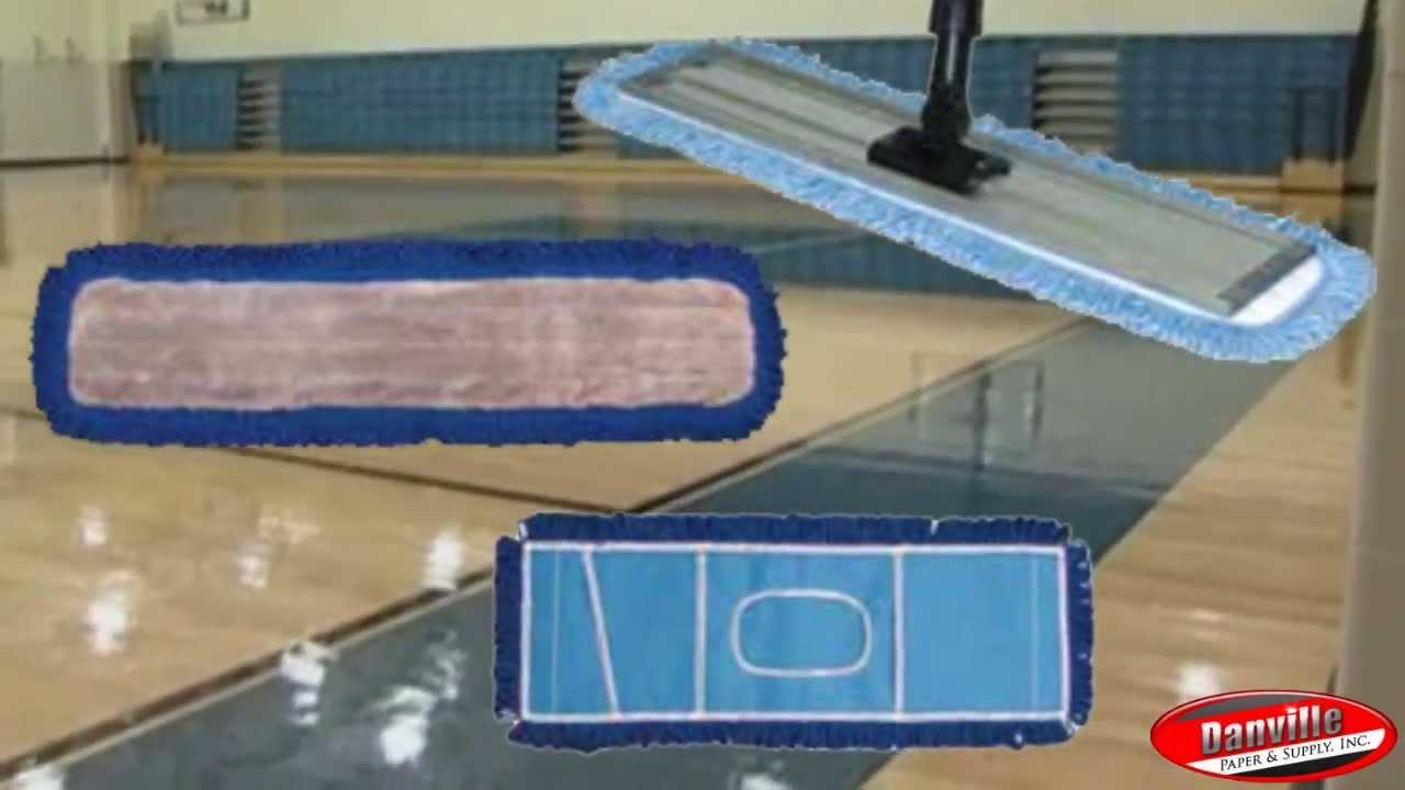 Take Care Of Hardwood Gym Floors
