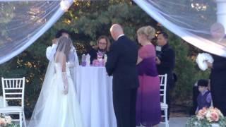 derrick & elsie nuptials