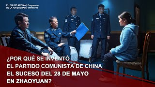 (V) - ¿Por qué se inventó el Partido Comunista de China el suceso del 28 de mayo en Zhaoyuan?