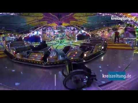 Der Musikexpress auf der Bremer Osterwiese 2018