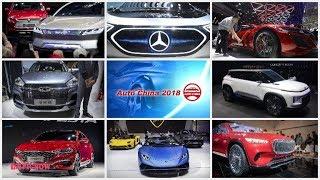 2018 Beijing Automotive Exhibition (Auto China)