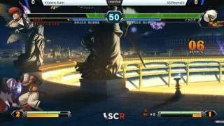 Socal Regionals 2014 KOF XIII TOP 16 Violent Kain vs AS|Reynald