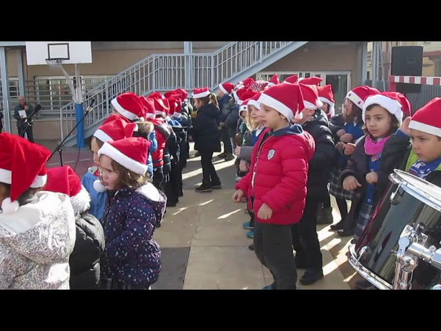 Festival Nadal 2017-18 - Infantil 3, 4 i 5 anys - Burrito Sabanero