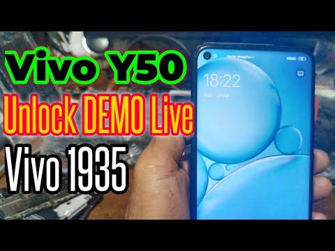 VIVO Y50 UNLOCK DEMO Live