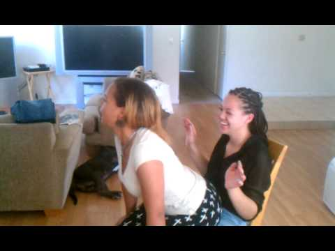 Grynn Howz... Tre Mega gets a lap dance !!! from YouTube · Duration:  1 minutes 4 seconds