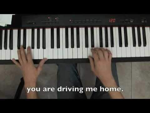 Passenger Seat: Piano Tutorial + Sheet Music (Death Cab For Cutie)